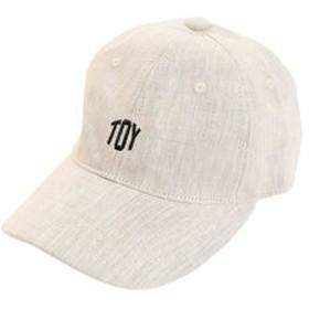 【SALE/送料無料】【Super Sports XEBIO & mall店:帽子】リネン刺繍キャップ TOY 897PA9ST1699 NTL