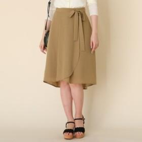 [マルイ]【セール】【WEB限定プライス洗える】イレヘムリボンスカート/クチュールブローチ(Couture Brooch)