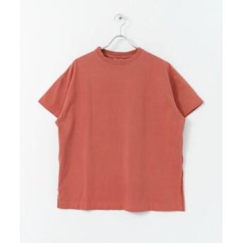 SENSE OF PLACE(センスオブプレイス) トップス Tシャツ・カットソー (別注)Good wear ピグメントTシャツ