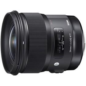 SIGMA 24mm F1.4 DG HSM [ニコン用] [広角レンズ (ニコンFマウント)]