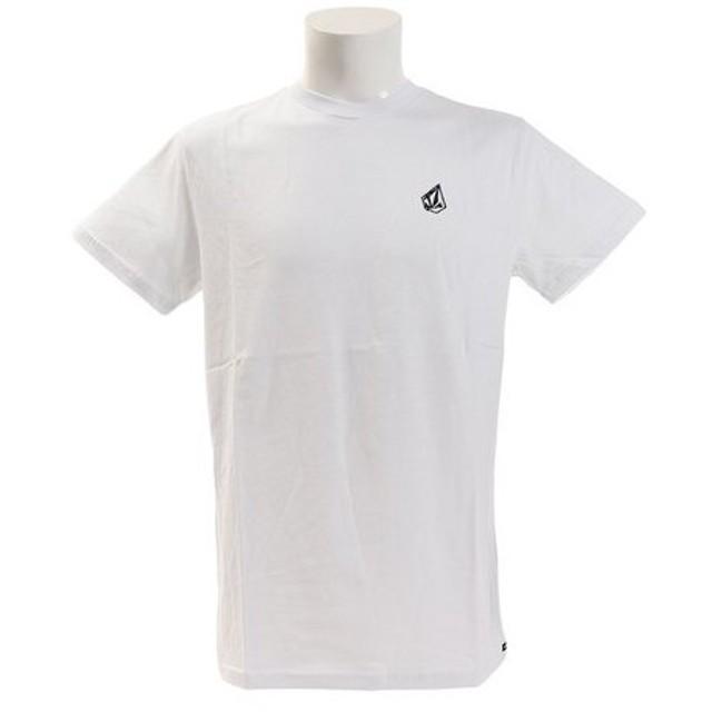 ボルコム(Volcom) Apac Embrace 半袖Tシャツ 19AF3219G4 WHT (Men's)
