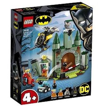 LEGO レゴ レゴブロック 76138 スーパーヒーローズ バットマンとジョーカーの脱出