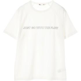 【5,000円以上お買物で送料無料】mens シンプルロゴプリントTシャツ