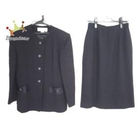 ジバンシー GIVENCHY スカートスーツ レディース 黒   スペシャル特価 20190811