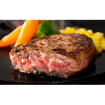山形県産牛100%ハンバーグ約2.25kg(約150g×15個)