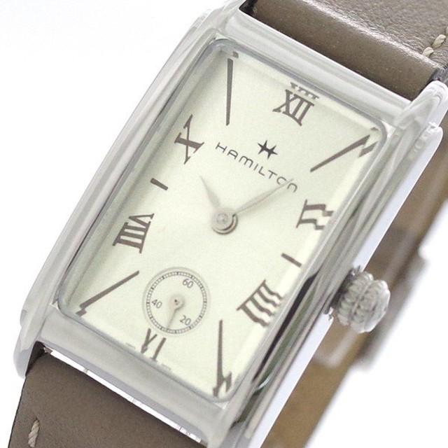 factory price 4ce81 2d617 ハミルトン HAMILTON 腕時計 レディース H11221514 アメリカン ...