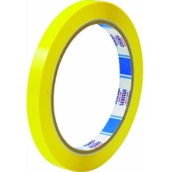 積水 バッグシーラーテープHタイプ 黄 9×50 P802Y01