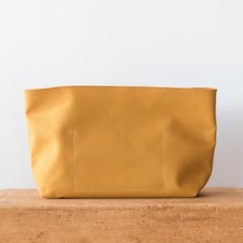 【受注製作・翌月末発送】RIGHE用インナーバッグ〈 Yellow 〉
