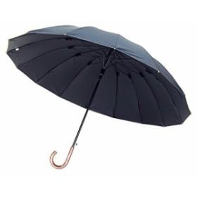 UVION(ユビオン) 日傘 ネイビー 65cm サマーシールド 16本骨 UVカット99% 以上 7231NV