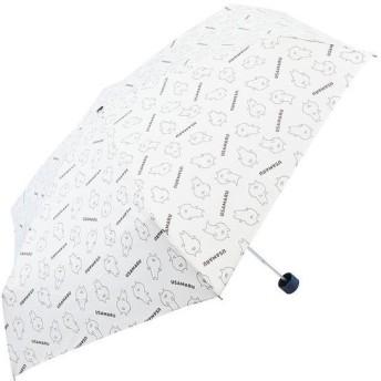 折りたたみ傘 総柄