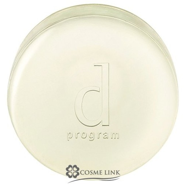 d プログラム D PROGRAM d プログラム コンディショニングソープ 100g (366202)