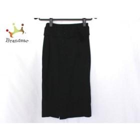ボディドレッシングデラックス BODY DRESSING Deluxe スカート サイズ36 S レディース 美品 黒   スペシャル特価 20190915