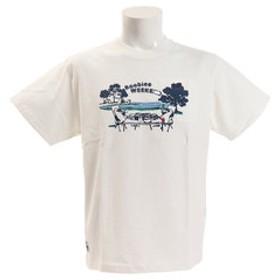 SALE開催中【Victoria L-Breath & mall店:アウトドア】【ゼビオグループ限定】 LB Boobise Weekend 半袖Tシャツ CH01-1579-W001