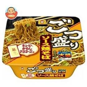 【送料無料】東洋水産 マルちゃん ごつ盛り ソース焼そば 171g×12個入