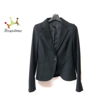 アンタイトル UNTITLED ジャケット サイズ1 S レディース 美品 黒 スペシャル特価 20190906