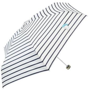 折りたたみ傘 ボーダー