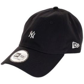 ニューエラ(NEW ERA) 9THIRTY クロスストラップ ノンウォッシュ コットン ツイル ニューヨーク・ヤンキース キャップ  11899253 (Men's)