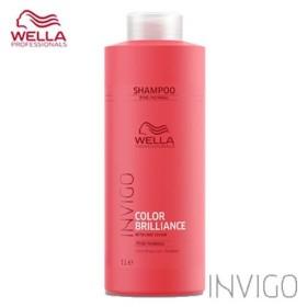 WELLA ウエラ インヴィゴ カラーブリリアンス カラーヘア シャンプー 1000ml