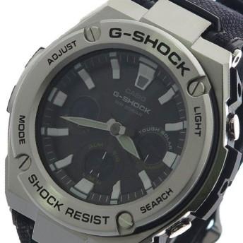 カシオ CASIO 腕時計 メンズ GST-S330C-1A Gショック G-SHOCK クォーツ ブラック