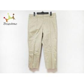 ニジュウサンク 23区 パンツ サイズ46 XL レディース ベージュ  値下げ 20190906