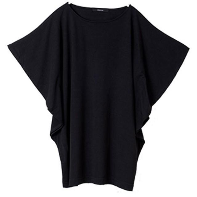 [マルイ] ネックレス付きスクエアカット半袖プルオーバー/ハッピーマリリン(大きいサイズ)(AHAPPYMARILYN)