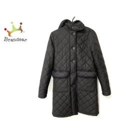 マッキントッシュ MACKINTOSH コート レディース 黒 キルティング/冬物  値下げ 20191018