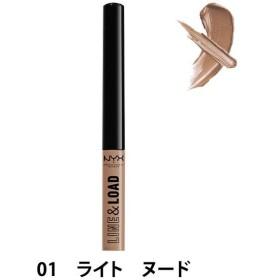 NYX Professional Makeup(ニックス) ライン アンド ロード ツーインワンリッピー 01
