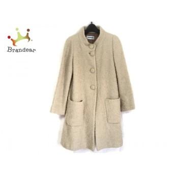 ホコモモラ JOCOMOMOLA コート サイズ40 XL レディース 美品 ベージュ 冬物 新着 20190531