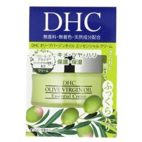 DHC オリーブバージンオイルエッセンシャルクリーム SS 32g オリーブバージンオイル 植物由来 保湿クリーム クリーム スキンケア