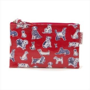 並行輸入品 CATH KIDSTON キャスキッドソン ZIP PURSE SQUIGGLE DOGS 830225