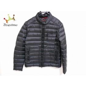 ヤンマイエン JAN MAYEN ダウンジャケット サイズ48 XL メンズ 美品 黒 MooRER/冬物 新着 20190530