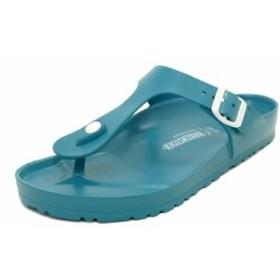 サンダル ビルケンシュトック BIRKENSTOCK ギゼEVA ターコイズ 幅広 メンズ レディース シューズ 靴 19SS