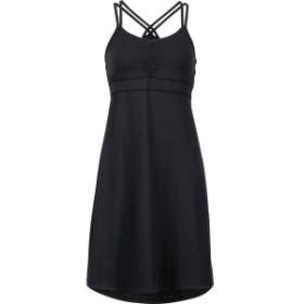 マーモット レディース ワンピース トップス Womens Taryn Dress XS - Black