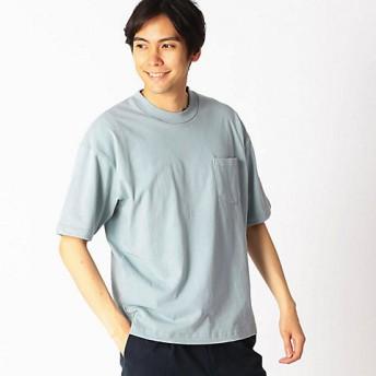 <COMME CA ISM (メンズ)> 日本の伝統色 ポケット付 Tシャツ(4760TL25) グレー【三越・伊勢丹/公式】
