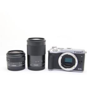 《良品》Canon EOS M6 ダブルズームキット