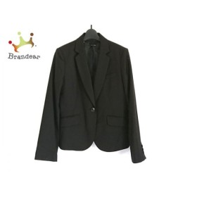 ヴァンドゥ オクトーブル 22OCTOBRE ジャケット サイズ40 M レディース 美品 黒   スペシャル特価 20190907