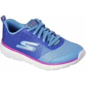 Skechers(スケッチャーズ) GO RUN 400-SHIMMER ZOOMS カジュアル シューズ 81353L-BLAQ ジュニア