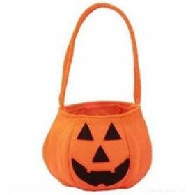 ハロウィン かぼちゃ バッグ コスプレ パンプキン コスチューム キッズ 子供 女の子 男の子 仮装 パーティー 衣装 ドレス roi5