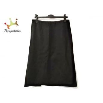 フェンディ FENDI スカート サイズ40 M レディース 美品 黒 スペシャル特価 20190818