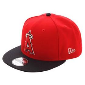 【Super Sports XEBIO & mall店:帽子】9FIFTY ロサンゼルス・エンゼルス NVY T 12018949