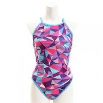 ミズノ(MIZUNO) 競泳練習用 ミディアムカット N2MA926767(Lady's)