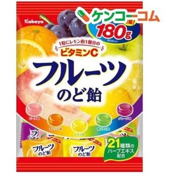 フルーツのど飴 ( 160g )