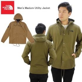 ザ・ノース フェイス THE NORTH FACE  Men's Maclure Utility Jacket  ジャケットアウター男性用メンズ[CC]
