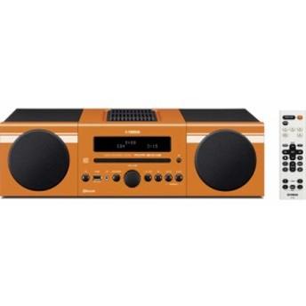 ヤマハ MCR-B043-D(オレンジ) マイクロコンポーネントシステム