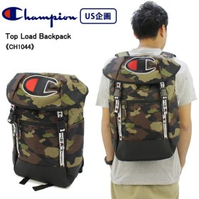 チャンピオン Champion  トップロード バックパック カモ Top Load Backpack リュック ディバッグ CH1044  [DD]