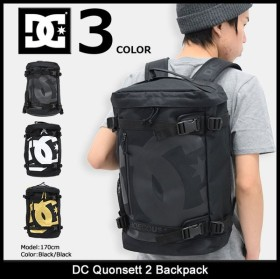 ディーシー DC リュック クオンセット 2 バックパック(dc Quonsett 2 Backpack Bag デイパック メンズ レディース 5130E721)