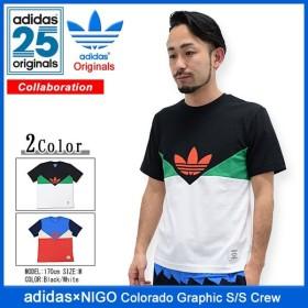 アディダス オリジナルス×NIGO adidas Originals by NIGO カットソー 半袖 メンズ コロラド グラフィック オリジナルス(AJ5200 AJ5201)