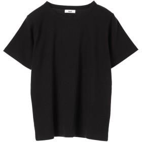 カットソー - koe テレコ半袖Tシャツ
