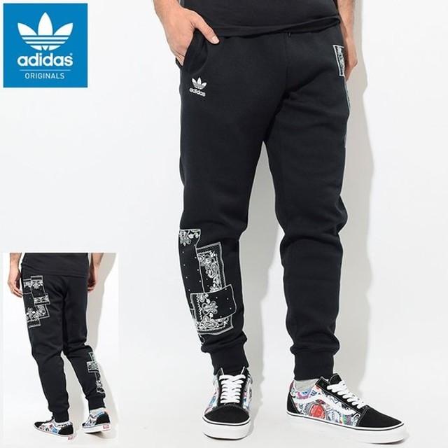 アディダス パンツ adidas メンズ バンダナ LC トラックパンツ オリジナルス(Bandana LC Track Pant Originals ボトムス 男性用 DX4222)