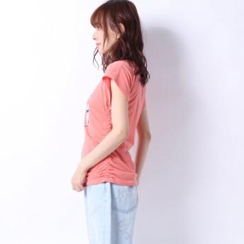 Tシャツ - GUESS【WOMEN】 [GUESS] SURF ROCK SLEEVELESS TEE